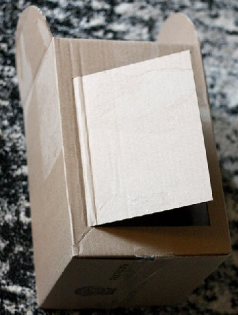 DIY Mailbox 2