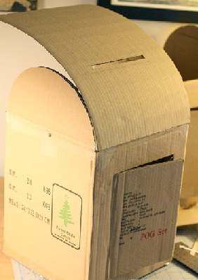 DIY Mailbox 3