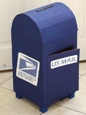 DIY Mailbox Main